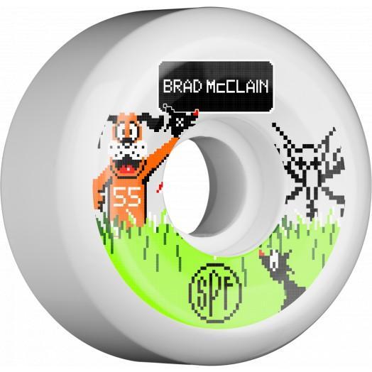 Колеса для скейтборда Bones Mcclain Duck Hunt