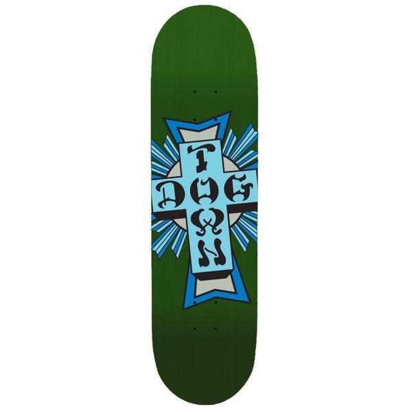 Дека для скейтборда Dogtown&Suicidal Street Cross Logo Color  8x32.25