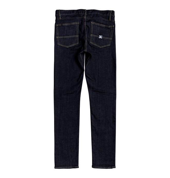 ДЖИНСЫ WORKER SLIM SIR M PANT BTKW Темно-синий