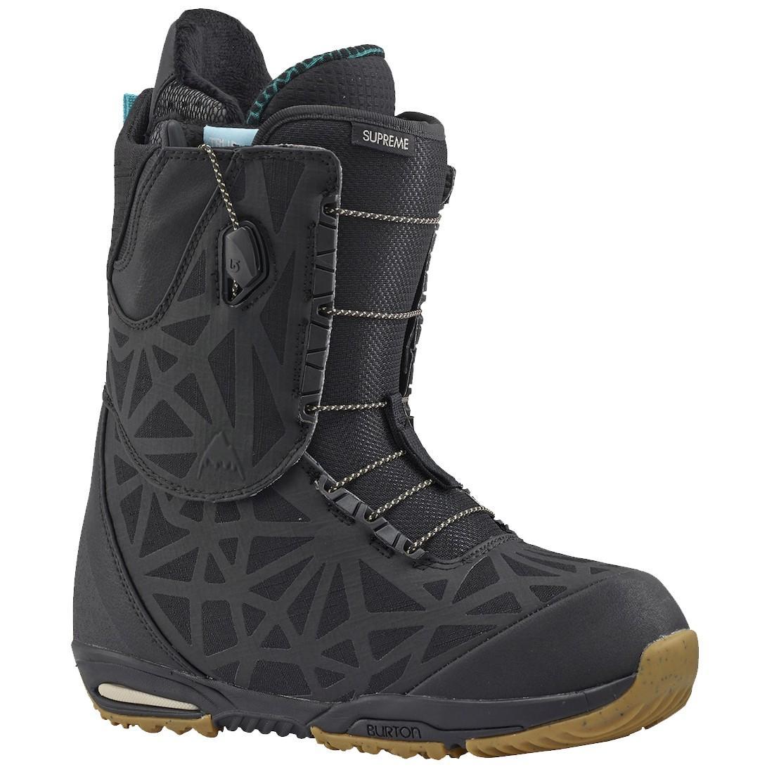 Ботинки для сноуборда Burton Supreme Black, , , FW18 6