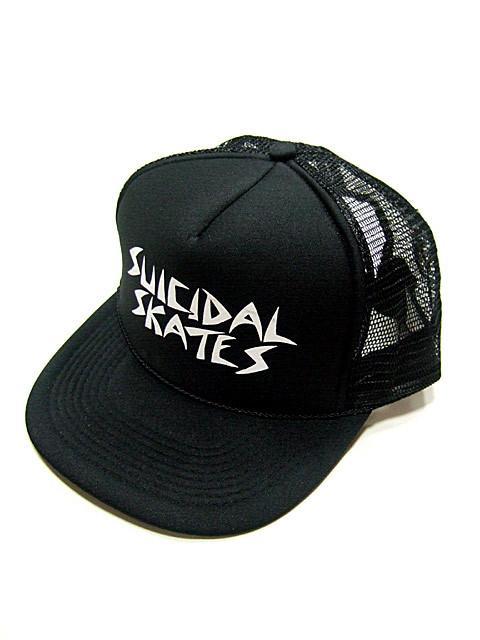 Бейсболка Suicidal Skates