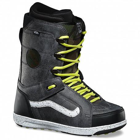 Ботинки для сноуборда Vans HI-Standard (HOWL) BLACK, , , FW18 9
