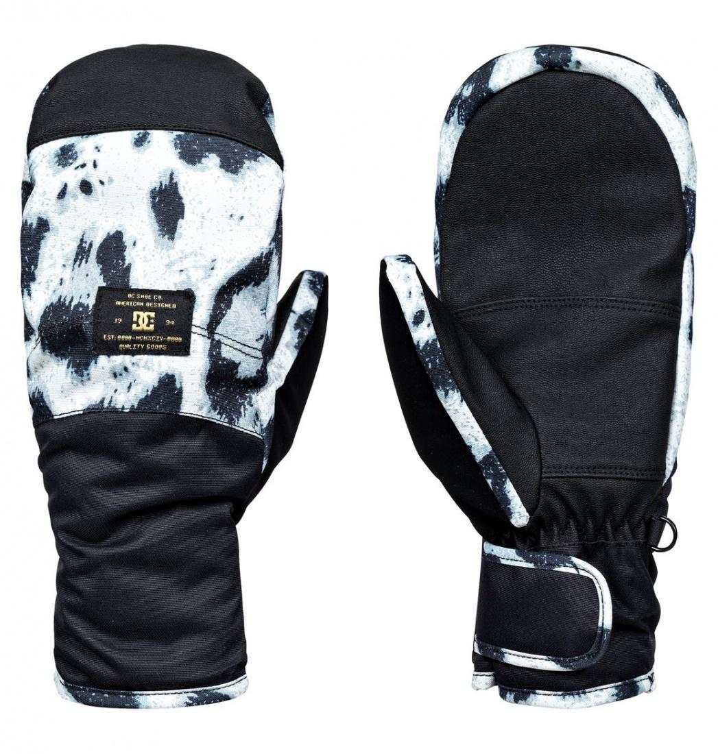 Варежки DC shoes Franchise SNOW LEOPARD, , FW17 L