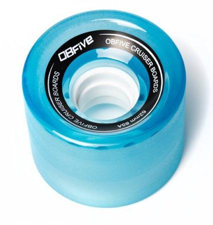 Колеса Obfive Wheel 85A Blue 62 мм