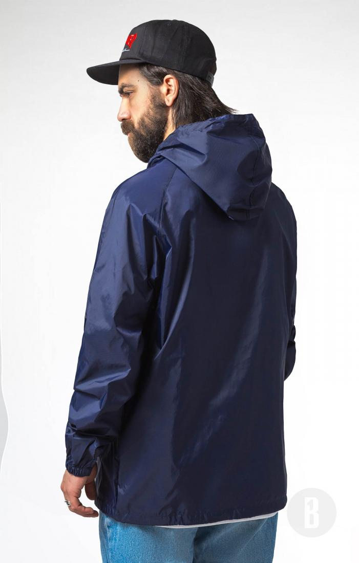 Анорак Knock-Off Anorak Hoody Синий