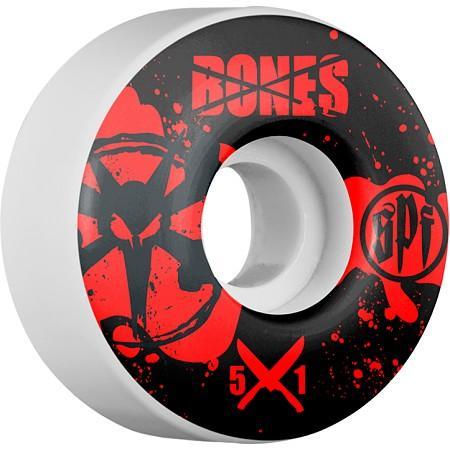 Колеса для скейтборда Bones Crime Scene  51 мм