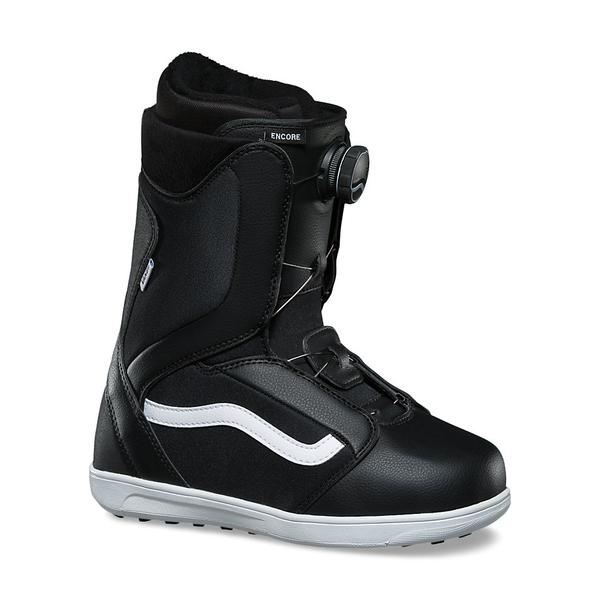 Ботинки для сноуборда Vans Encore Black/White, , , FW18 8.5