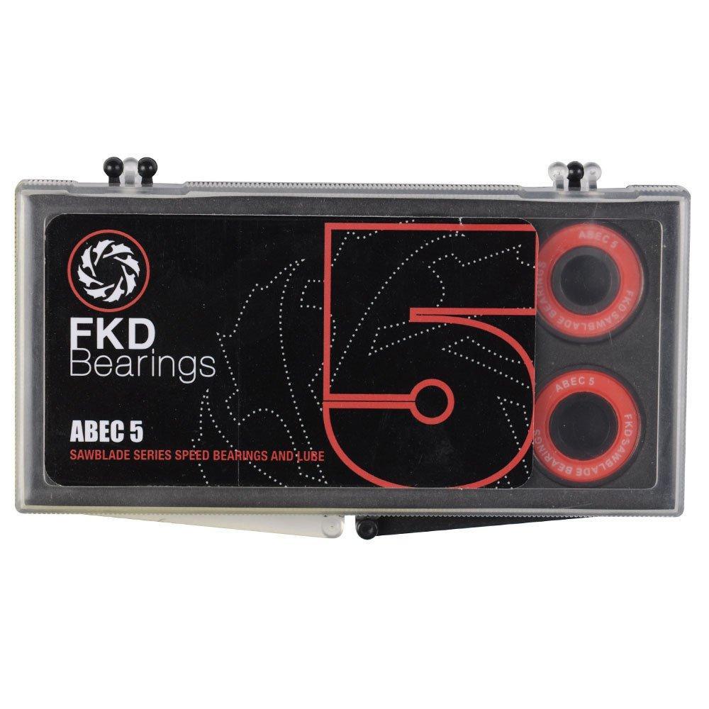 Подшипники для скейтборда FKD CLEAR CASE 5 NEO