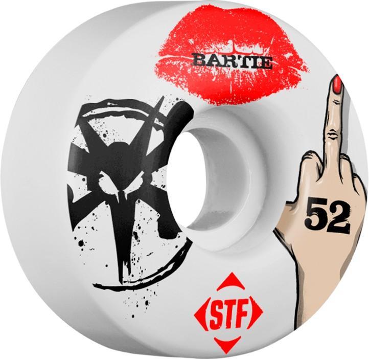 Колеса для скейтборда Bartie Lipstick (54 мм, , , )