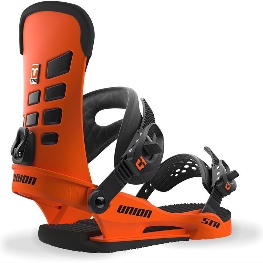 Крепления для сноуборда Union STR Orange L