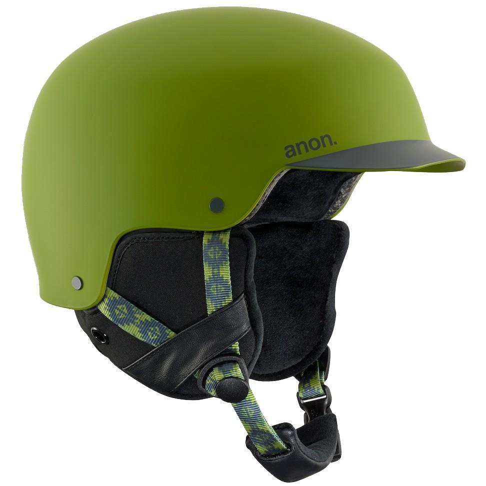 Шлем для сноуборда Anon Blitz CRACKED BLACK, , , FW18 M