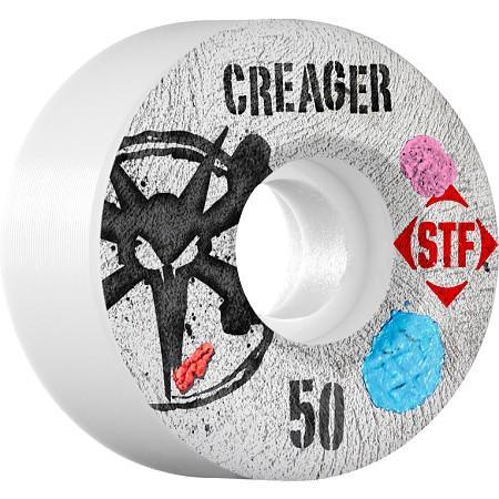Колеса для скейтборда Bones Creager Bubblegum  50 мм