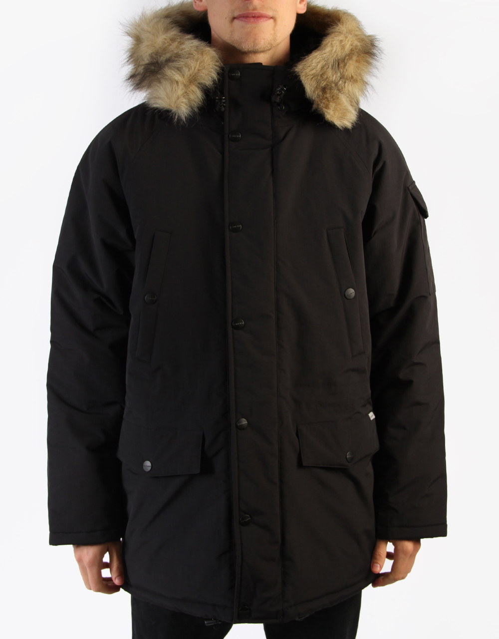 Куртка Anchorage Parka Черный