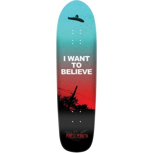 Дека для скейтборда Powell Peralta Believe FS  8.4