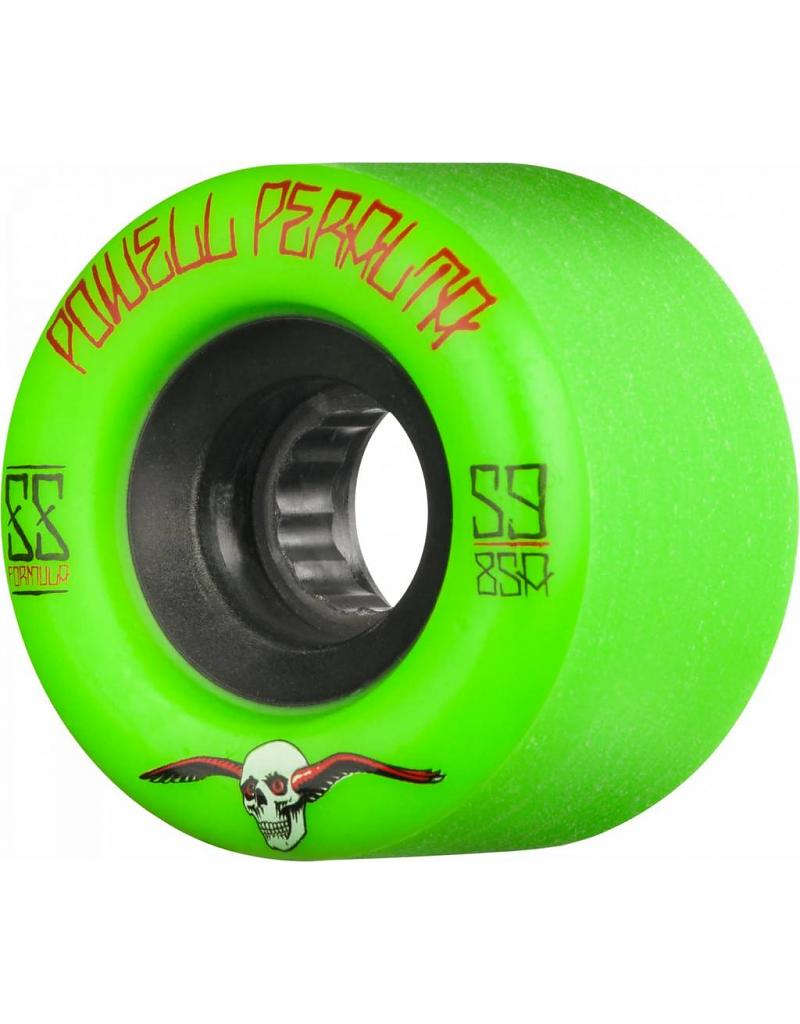 Комплект колес Powell Peralta G-SLIDES (59 мм, RED, , , )