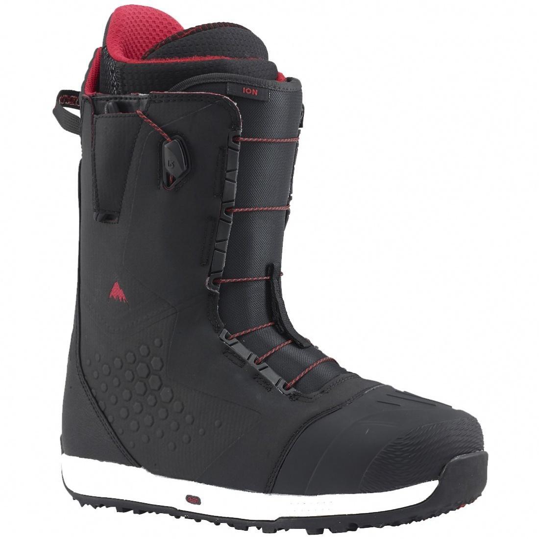Ботинки для сноуборда Burton ION Black/Red 10