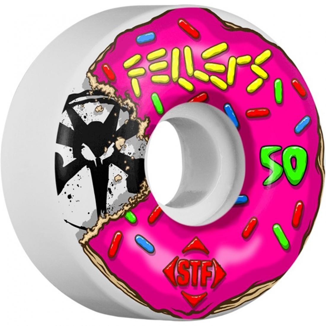 Колеса для скейтборда Bones Fellers Sprinkles  50 мм