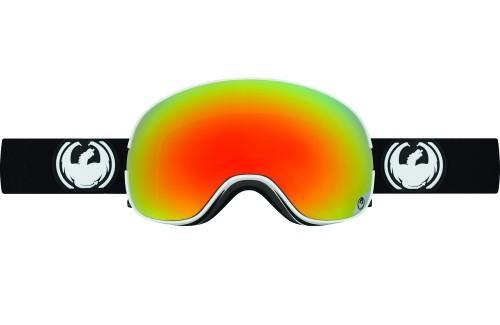 Маска сноубордическая Dragonoptical Х2 JamieLynn/BlueSteel+YellBluelon, ONE
