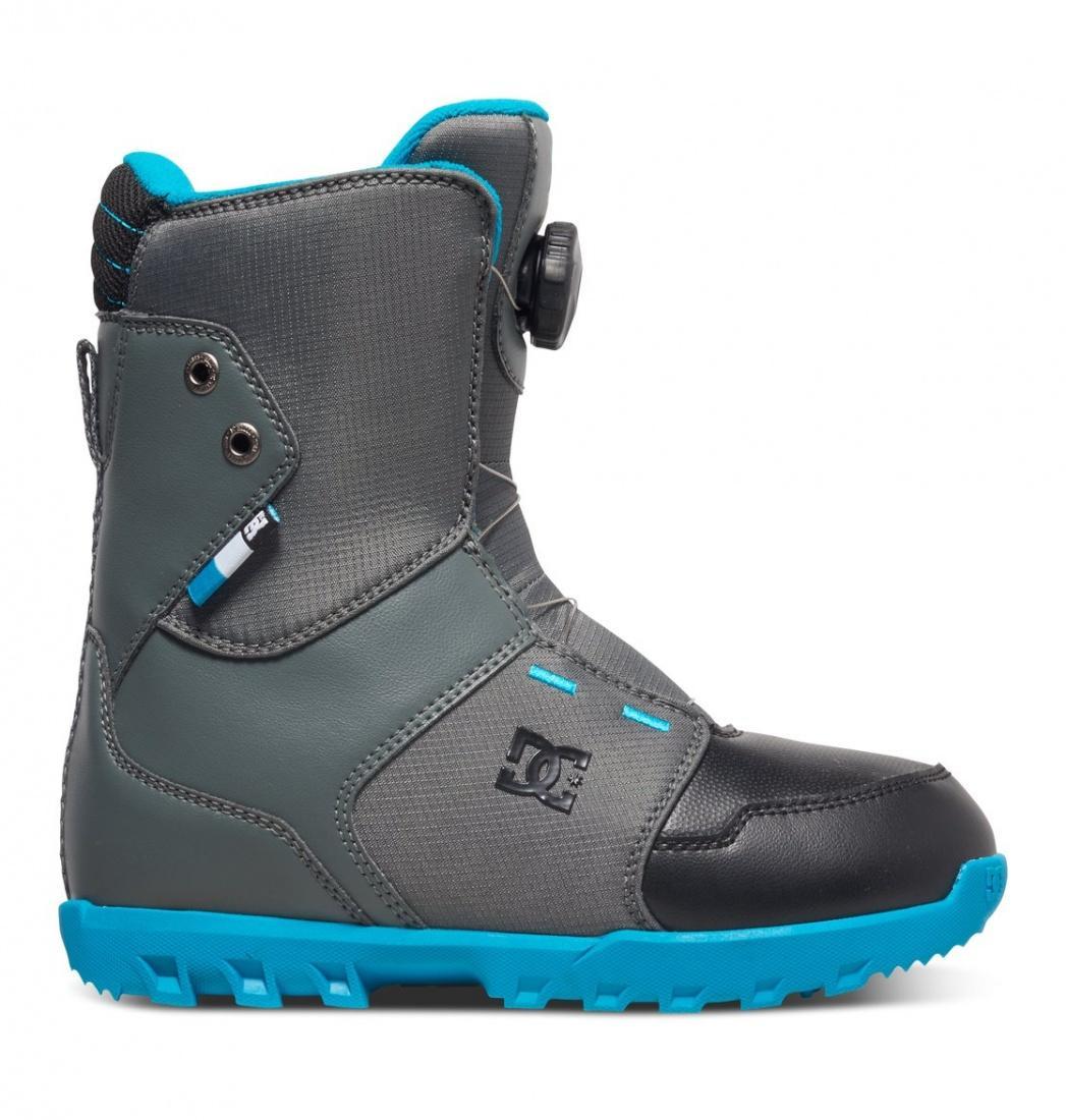 Детские ботинки для сноуборда DC shoes Youth Scout COOL GREY 3