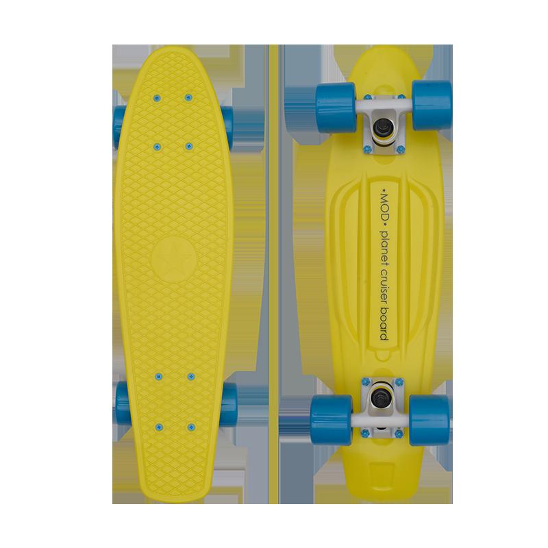 Круизер MOD Cruiser 22 Yellow/Blue