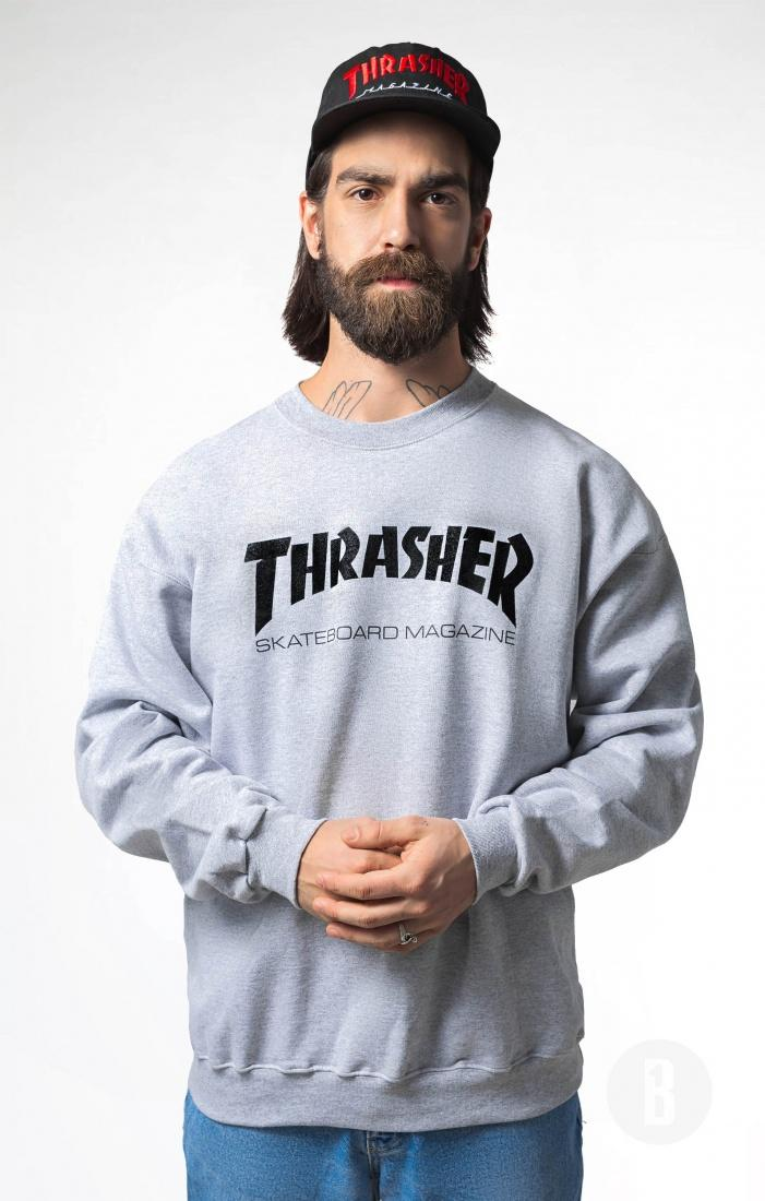 Свитшот Thrasher Skate Mag Crewneck