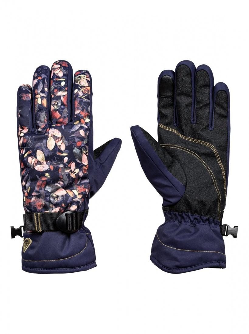Перчатки Roxy Jetty Gloves PEACOAT_WATERLEAF S