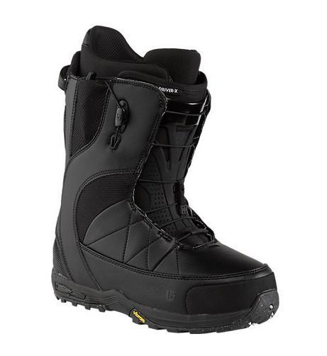 Ботинки для сноуборда Burton Driver X Black 9