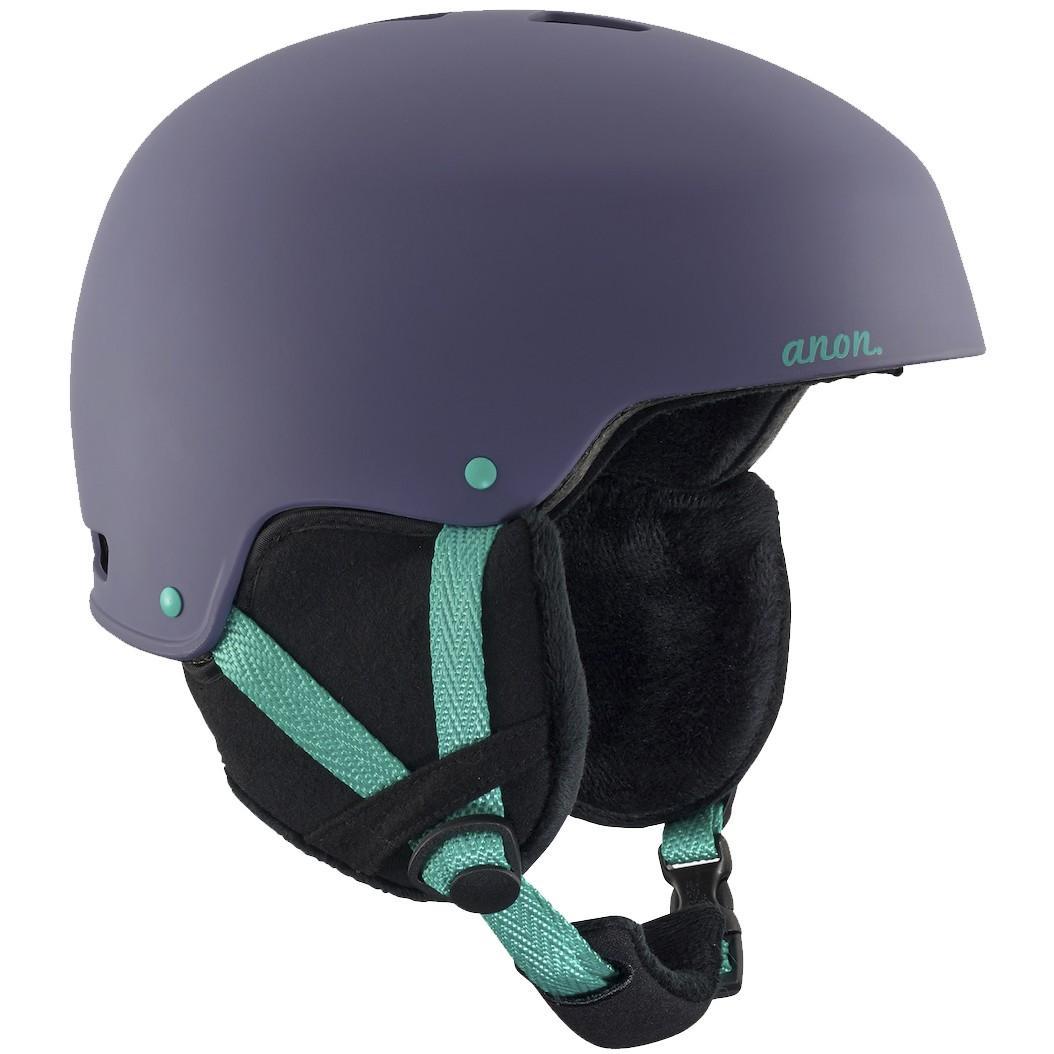 Шлем для сноуборда Anon LYNX MORPHO BLUE EU S