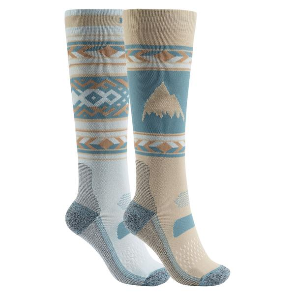 Носки сноубордические Burton Performance Lightweight Snowboard Sock 2 Pack