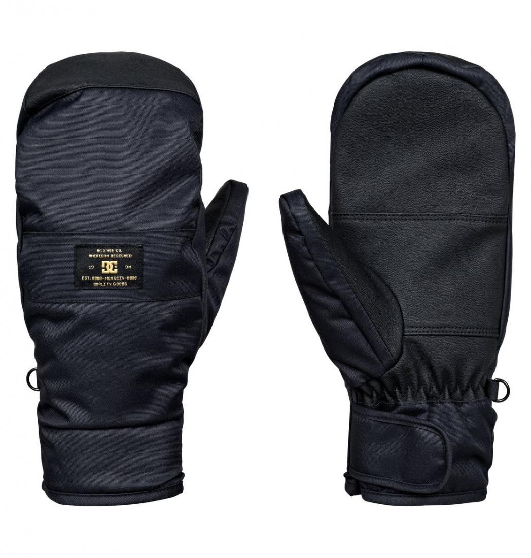 Варежки DC shoes Franchise BLACK, , FW17 M