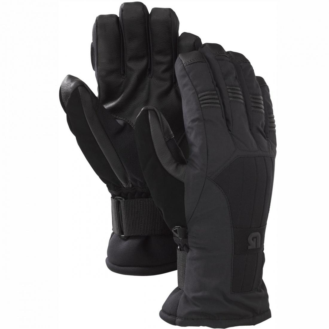 Перчатки Burton Support Glove TRUE BLACK L