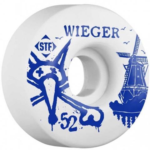Колеса для скейтборда Wieger Windmill V1  50 мм