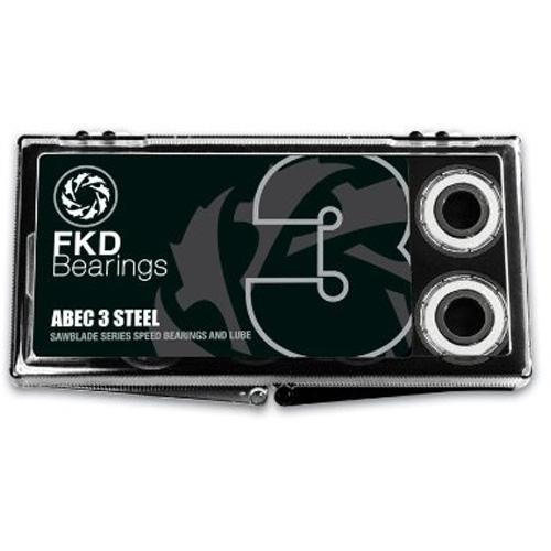 Подшипники для скейтборда FKD CLEAR CASE 3 NEO