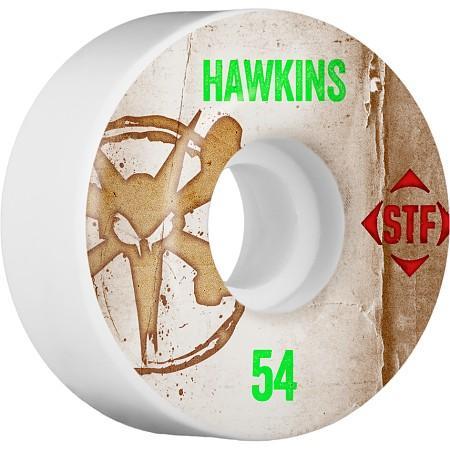 Колеса для скейтборда Bones Hawkins Vintage  52 мм