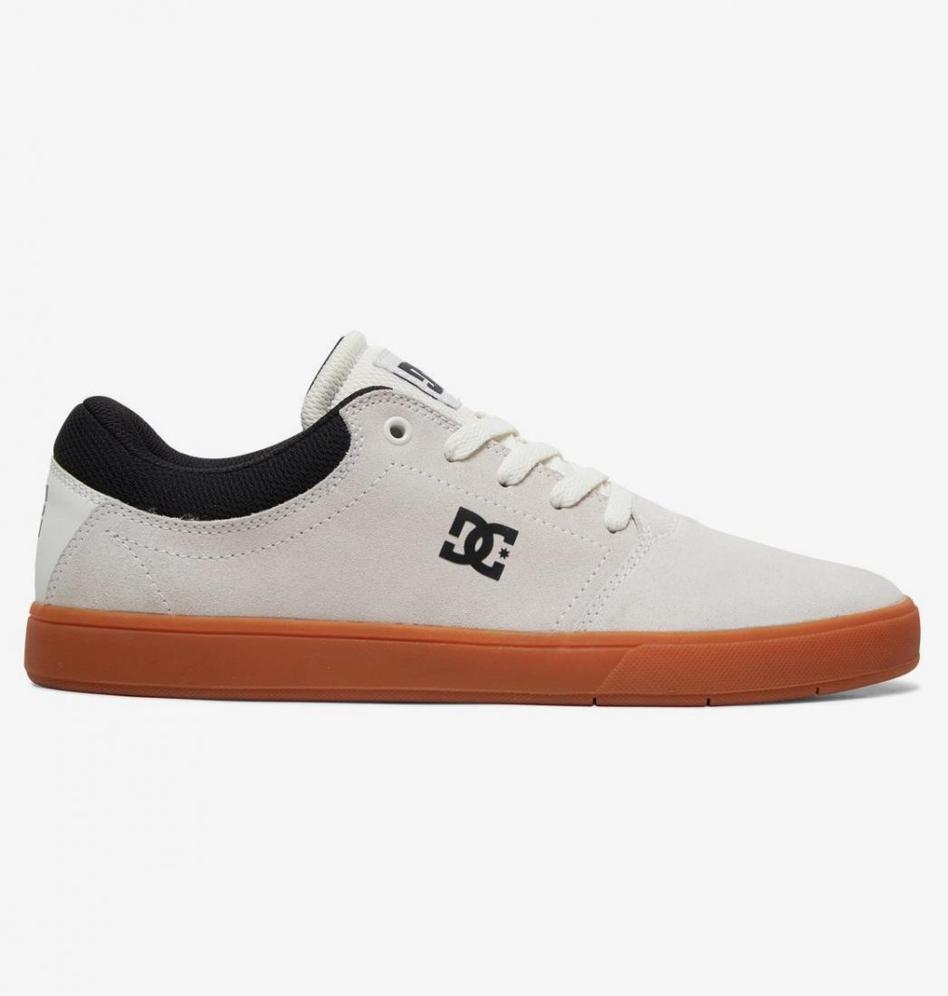 Кеды DC shoes Crisis LIGHT GREY US 8.5