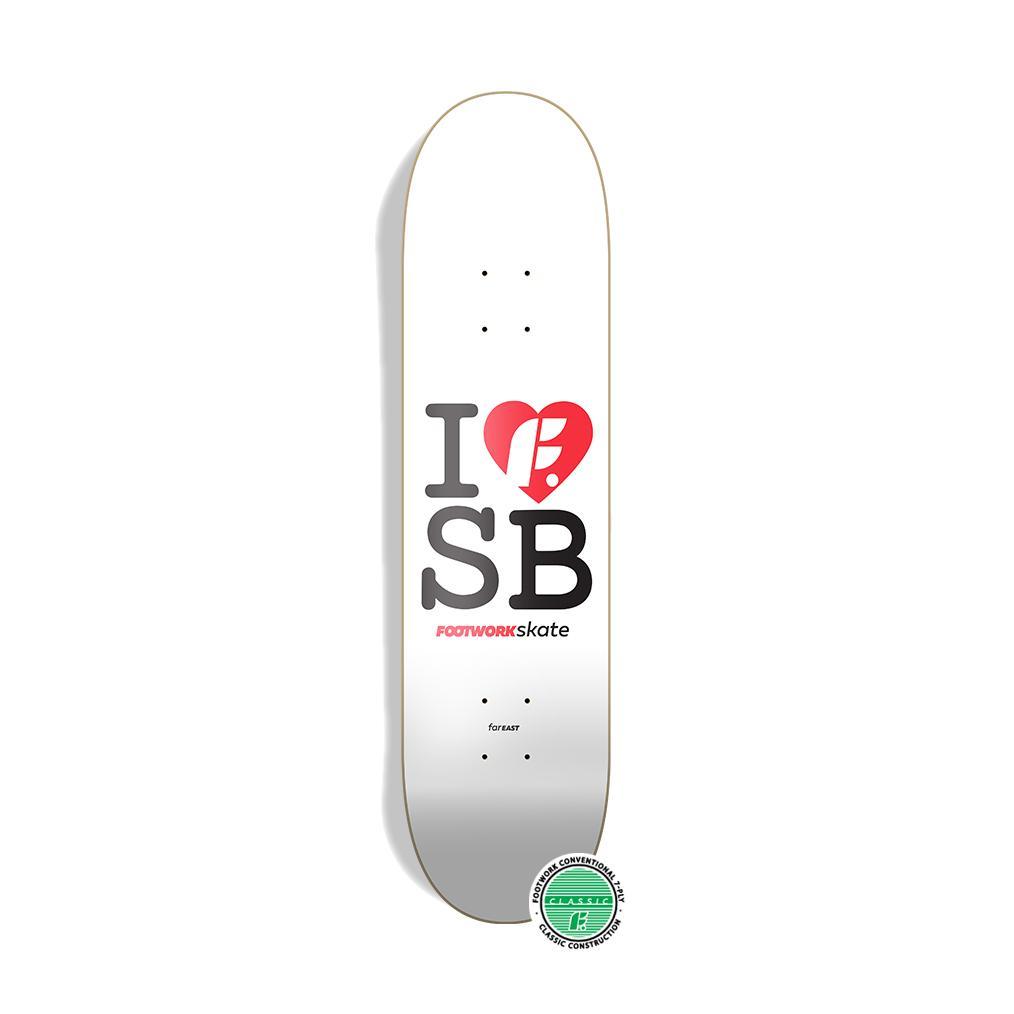 Дека для скейтборда Footwork Classic I F SB