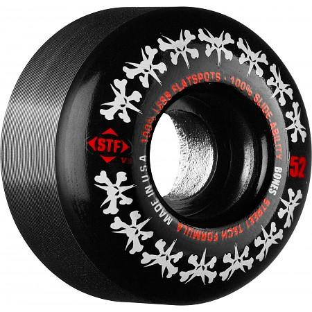 Колеса для скейтборда Rat Pack (52 мм, Black, , V1)