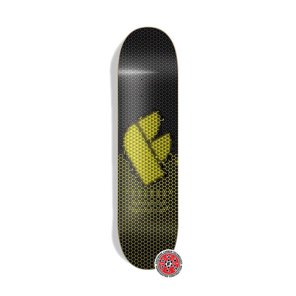 Дека для скейтборда Footwork Carbon Formula Gold