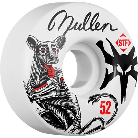 Колеса для скейтборда Mullen Mutt  52 мм