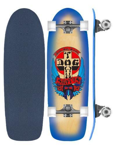 Круизер Dogtown&Suicidal OG Rider Bulldog Skateboard Complete  10x30.25