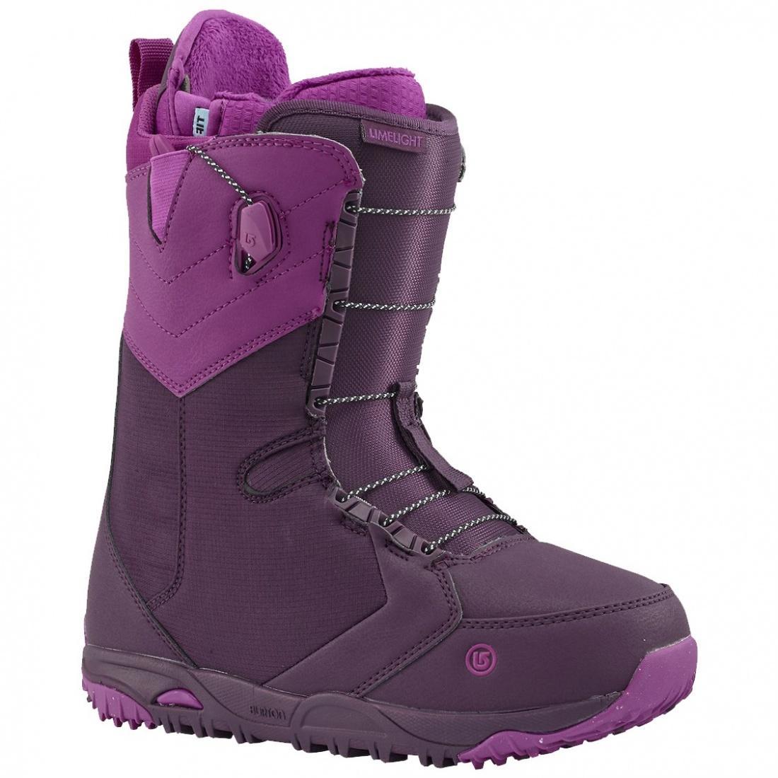Ботинки для сноуборда Burton Limelight WHITE/SPECTRUM 8.5
