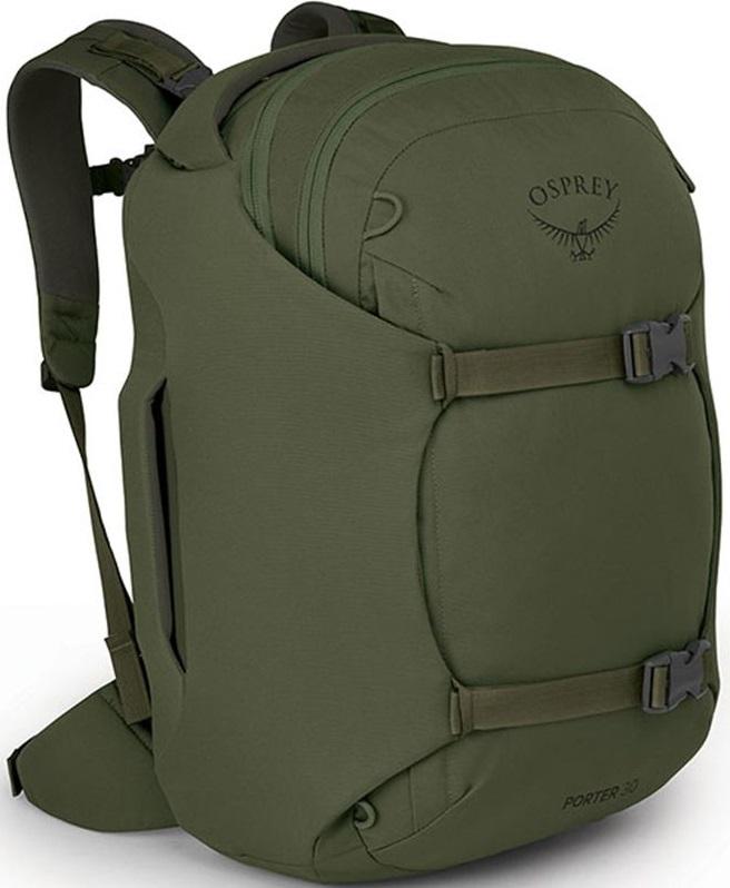 Сумка-рюкзак Osprey Porter 30 Haybale Green One size
