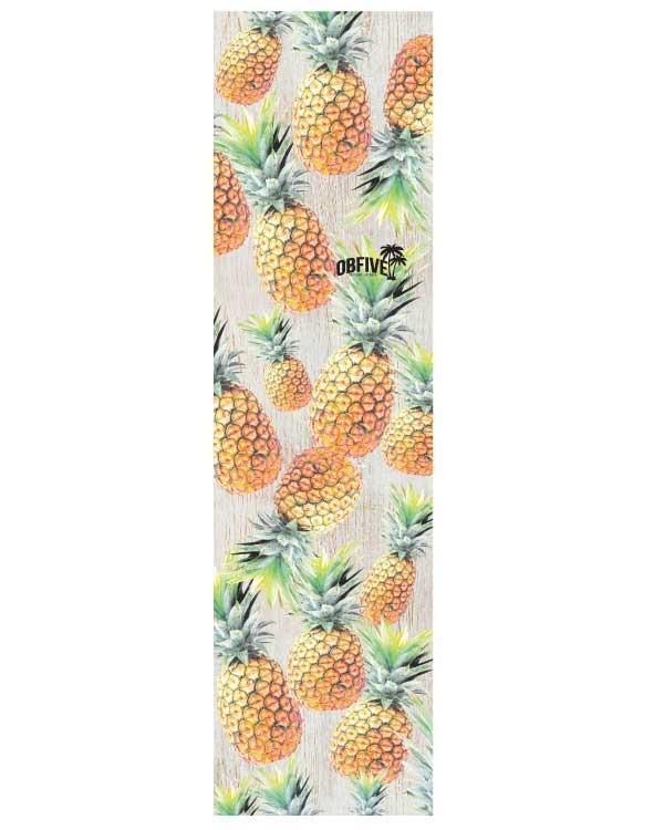 Шкурка для лонгборда OBfive Pineapple Vibes