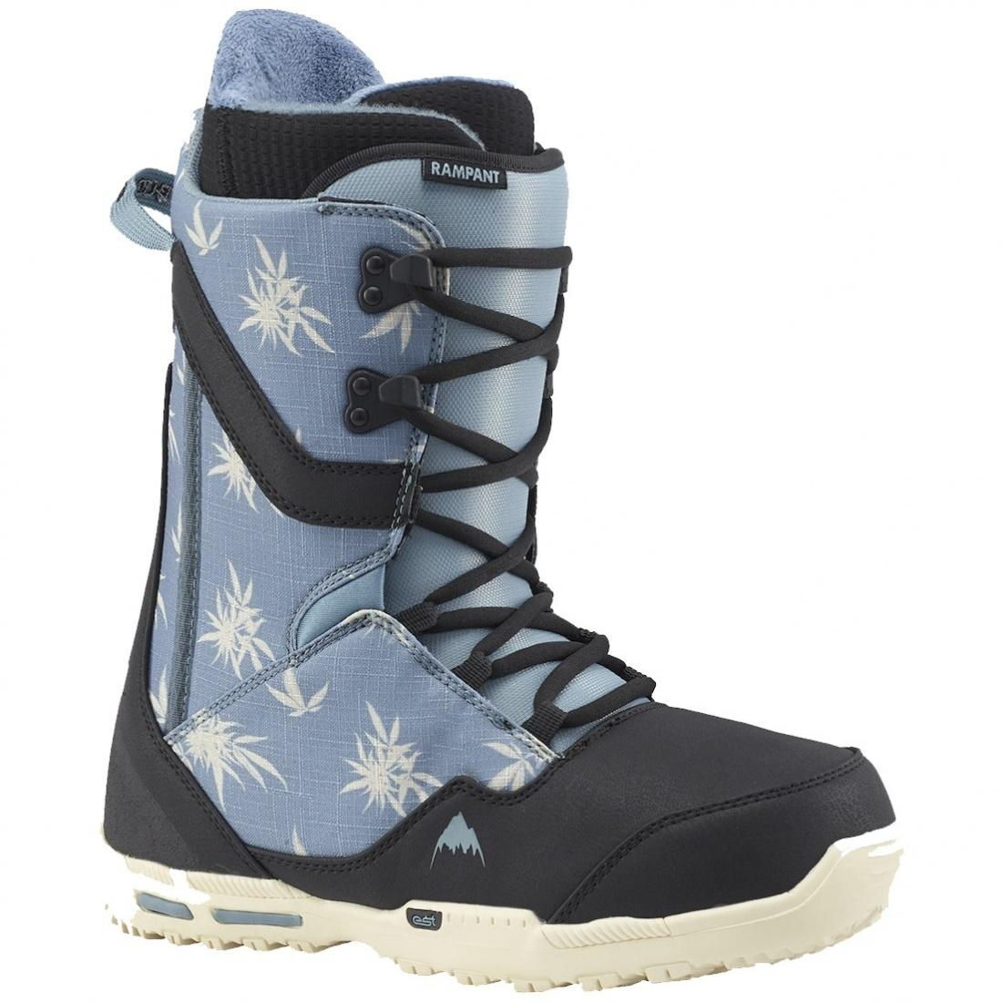 Ботинки для сноуборда Burton Rampant Tropical Trip, , , FW18 10