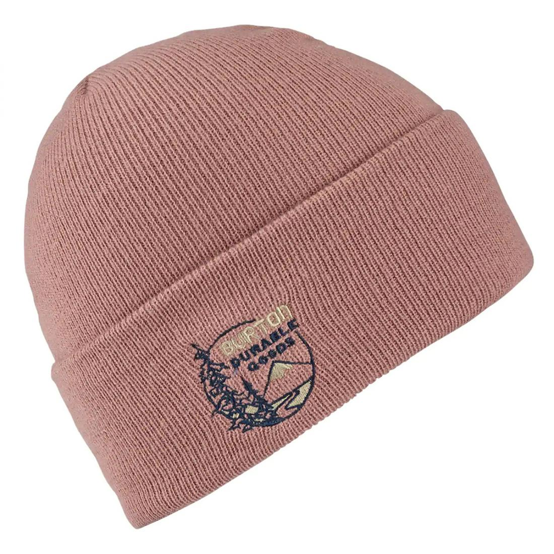 ШАПКА М ТРИК MNS WHATEVER BEANIE Розовая