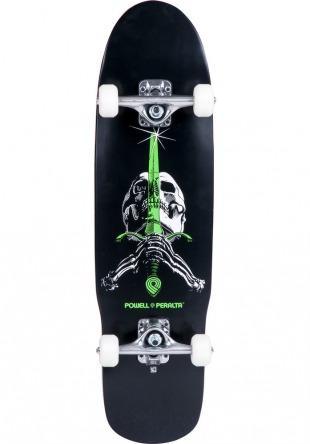 Скейтборд в сборе Powell Peralta Mini Skull & Sword 05  8.0