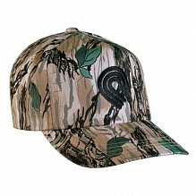 Бейсболка Powell Trucker Triple P Camo Зеленая