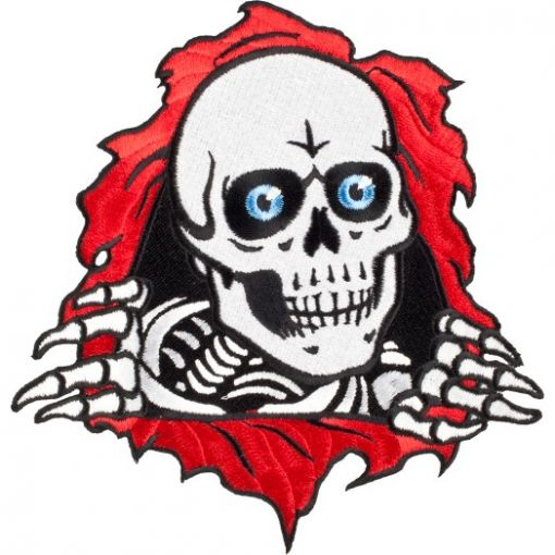 Нашивка Powell Peralta Ripper купить в Boardshop №1