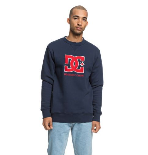 Свитшот DC shoes Glenridge купить в Boardshop №1